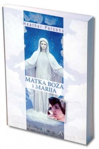 Okładka książki Matka Boża i Marija