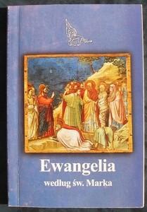 Okładka książki Ewangelia według św. Marka