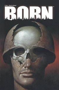 Okładka książki The Punisher. Born