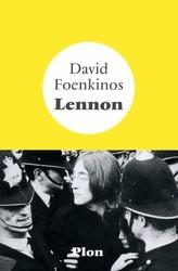 Okładka książki Lennon