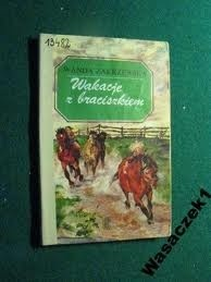 Okładka książki Wakacje z braciszkiem