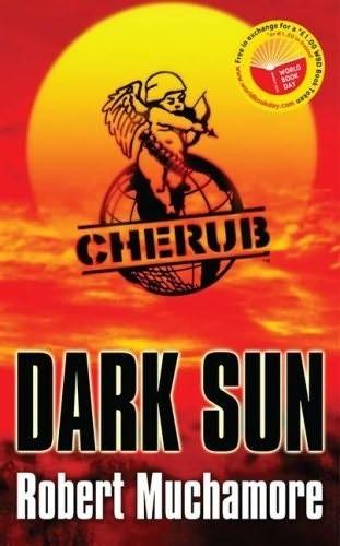 Okładka książki Dark Sun