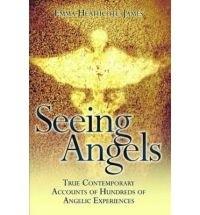 Okładka książki Seeing angels