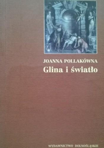 Okładka książki Glina i światło