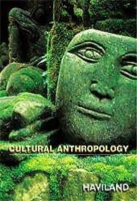 Okładka książki Cultural Anthropology