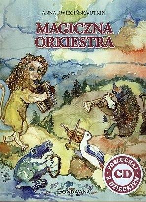 Okładka książki Magiczna orkiestra