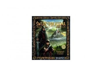 Okładka książki Świat Tolkiena. Śródziemie: postacie i miejsca