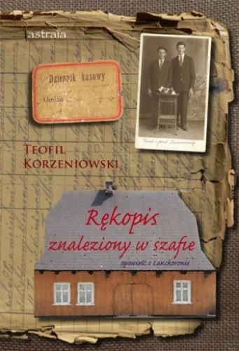 Okładka książki Rękopis znaleziony w szafie