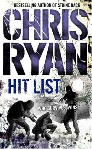 Okładka książki Hit list