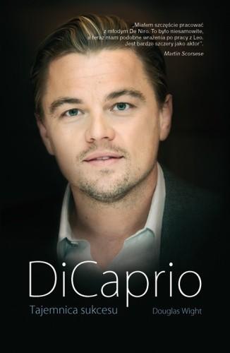 Okładka książki DiCaprio. Tajemnica sukcesu