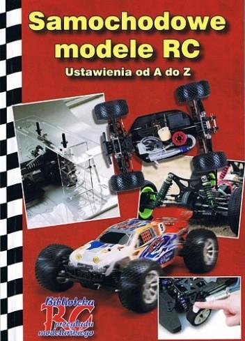Okładka książki Samochodowe modele RC. Ustawienia od A do Z.