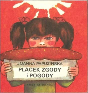 Okładka książki Placek zgody i pogody