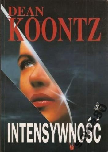 Okładka książki Intensywność