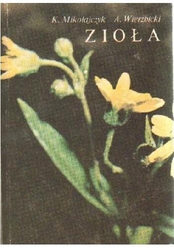 Okładka książki Zioła