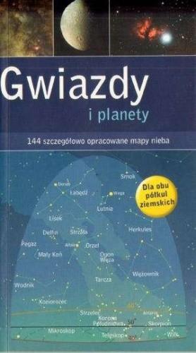Okładka książki Gwiazdy i planety