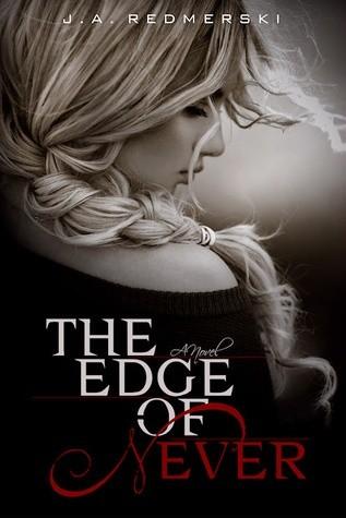 Okładka książki The Edge of Never