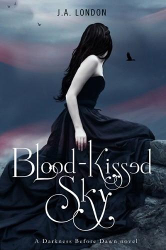 Okładka książki Blood-Kissed Sky