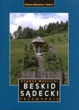 Okładka książki Beskid Sądecki i Małe Pieniny Przewodnik