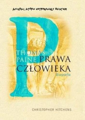 Okładka książki Thomas Paine Prawa Człowieka