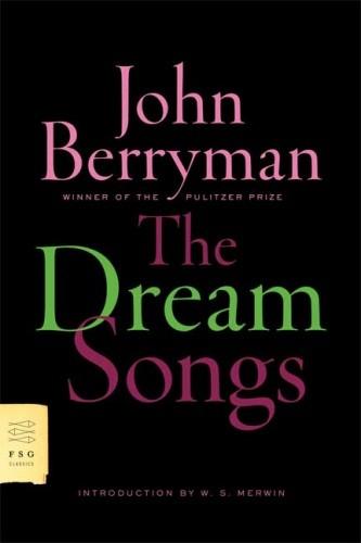 Okładka książki The Dream Songs