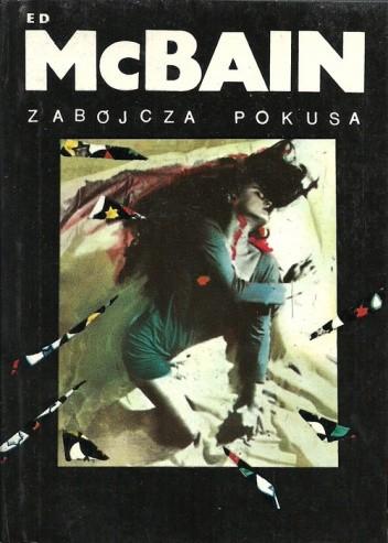 Okładka książki Zabójcza pokusa