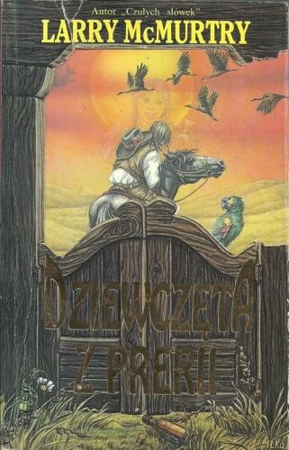 Okładka książki Dziewczęta z prerii