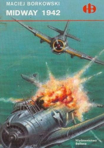 Okładka książki Midway 1942