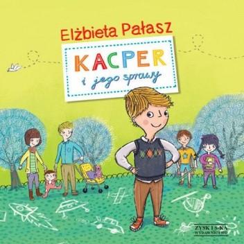 Okładka książki Kacper i jego sprawy