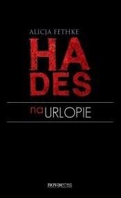 Okładka książki Hades na urlopie