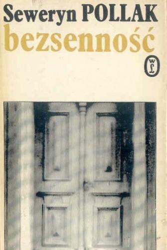 Okładka książki Bezsenność: wiersze dawne i nowe