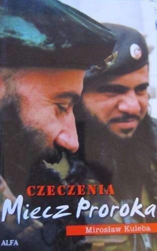 Okładka książki Czeczenia. Miecz Proroka