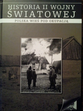 Okładka książki Polska wieś pod okupacją