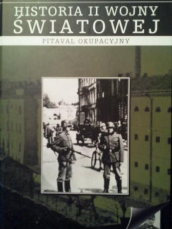 Okładka książki Pitaval okupacyjny