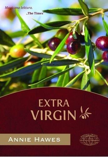 Okładka książki Extra Virgin