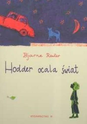 Okładka książki Hodder ocala świat