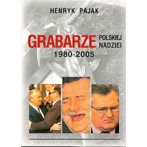 Okładka książki Grabarze Polskiej Nadzei 1980-2005