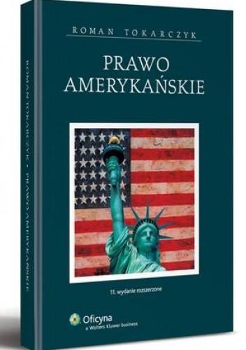Okładka książki Prawo amerykanskie
