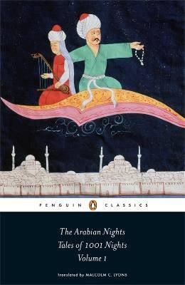 Okładka książki The Arabian Nights: Tales of 1,001 Nights Volume 1