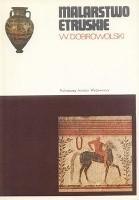 Okładka książki Malarstwo etruskie
