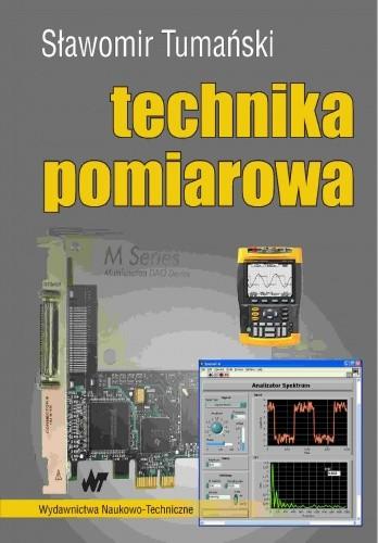 Okładka książki Technika pomiarowa