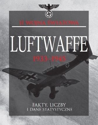 Okładka książki Luftwaffe 1933-1945
