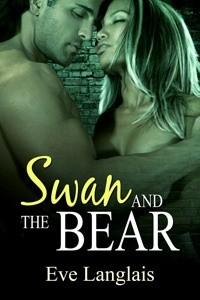Okładka książki Swan and the Bear