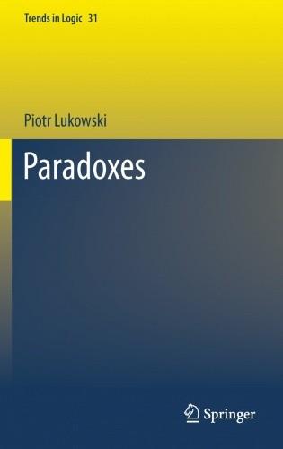 Okładka książki Paradoxes
