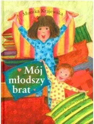 Okładka książki Mój młodszy brat