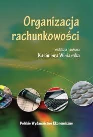 Okładka książki Organizacja rachunkowości