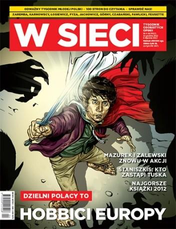 Okładka książki W sieci, nr 4/2012