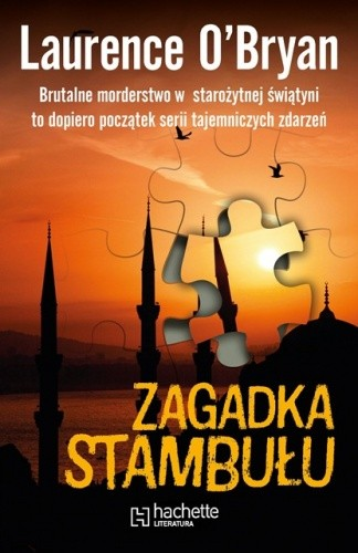 Okładka książki Zagadka Stambułu
