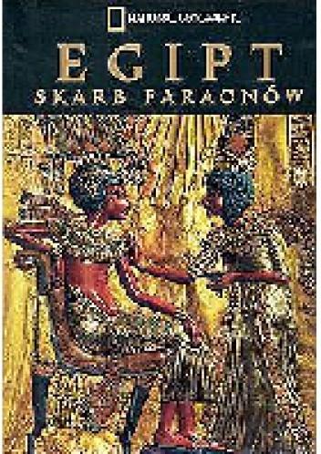 Okładka książki Egipt. Skarb faraonów