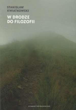 Okładka książki W Drodze do filozofii