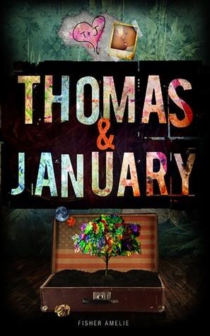 Okładka książki Thomas & January